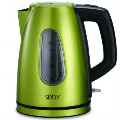 Электрический чайник Sinbo SK-7310C зеленый