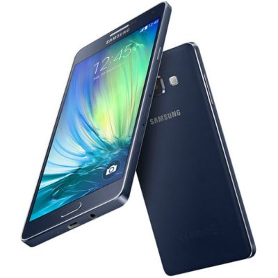 Смартфон Samsung Galaxy A7 Duos SM-A700FD Black SM-A700FZKDSER