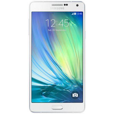 Смартфон Samsung Galaxy A7 Duos SM-A700FD White SM-A700FZWDSER