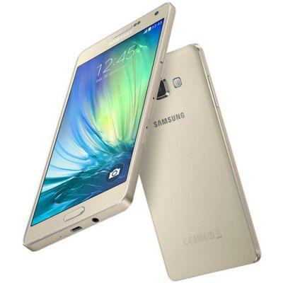 Смартфон Samsung Galaxy A7 Duos SM-A700FD Gold SM-A700FZDDSER