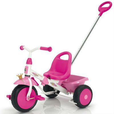 Детский трехколесный велосипед Kettler Happytrike Princess 8847-100