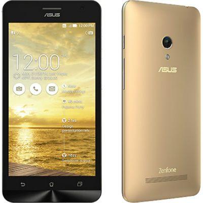 Смартфон ASUS Zenfone 5 LTE A500KL-1G129RU Gold 90AZ00P4-M01270
