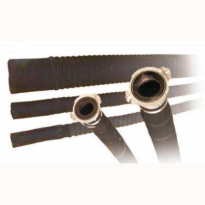 CHAMPION Рукав всасывающий серый ПВХ с гол. ГР-50 (D-50мм, L-4м) C2538