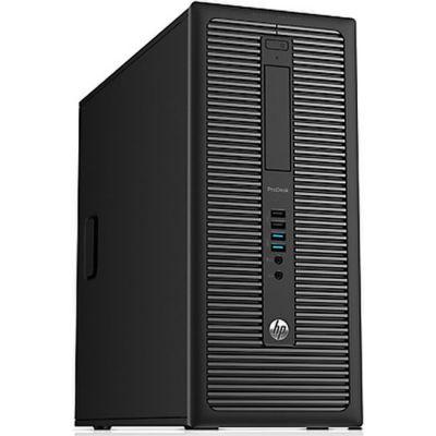 Настольный компьютер HP EliteDesk 800 G1 TWR J4U70EA