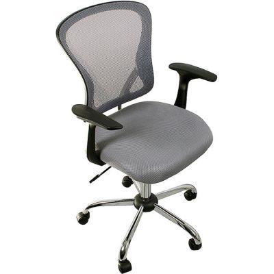 Офисное кресло Staten COLLEGE H-8369F серое