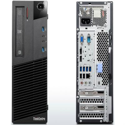 Настольный компьютер Lenovo ThinkCentre M93p SFF 10A8S2J000