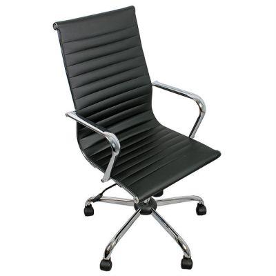 Офисное кресло Staten COLLEGE H-966L-1 черное (286606)