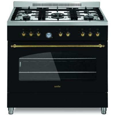 Комбинированная плита Simfer P 9504 YEWL