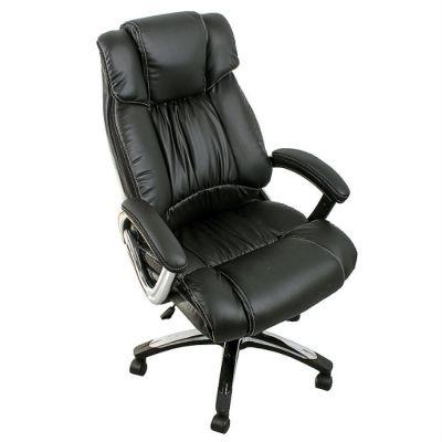 Офисное кресло Staten руководителя COLLEGE H-8766L-1 черное (273644)