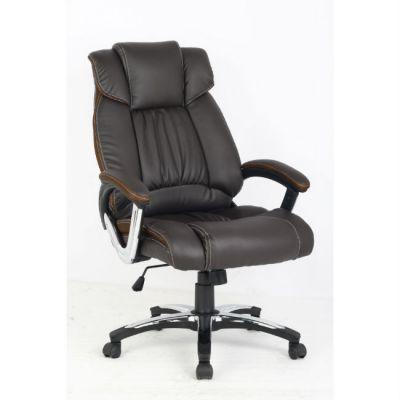 Офисное кресло Staten руководителя COLLEGE H-8766L-1 шоколад (277662)
