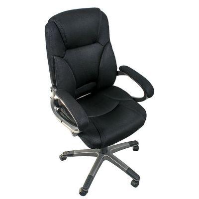 Офисное кресло Staten руководителя COLLEGE HLC-0487 черное (273647)