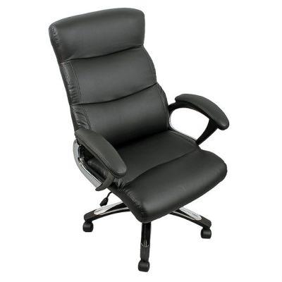 Офисное кресло Staten руководителя COLLEGE H-8846L-1 черное (277663)
