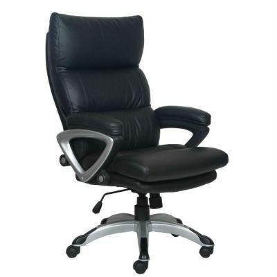 Офисное кресло Staten руководителя COLLEGE HLC-0802-1 черное (277664)