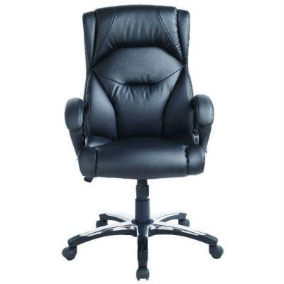 Офисное кресло Staten руководителя COLLEGE H-8507L черное (280410)