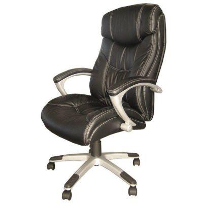 Офисное кресло Staten руководителя COLLEGE BX-3165 черное (282754)