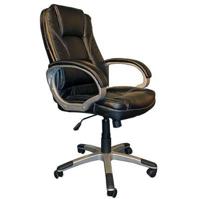 Офисное кресло Staten руководителя COLLEGE BX-3177 черное (282752)