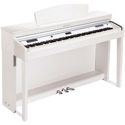 Цифровое пианино Kurzweil M3W WH с банкеткой