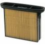 Bosch Фильтр для GAS 50, целлюлозный, четырехугольный, сухой, 2607432016