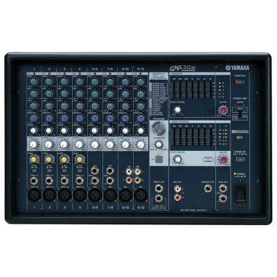 Микшерный пульт Yamaha EMX512SC