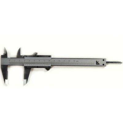 КЛБ Штангенциркуль ШЦ-I-125, 0.1 мм, с глубиномером 71871