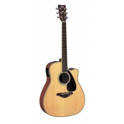 Акустическая гитара Yamaha FGX720SCA BL