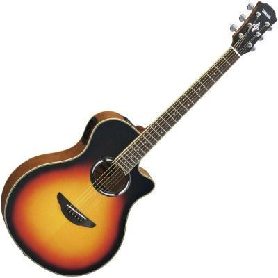 Акустическая гитара Yamaha APX500III VINTAGE SUNBURST