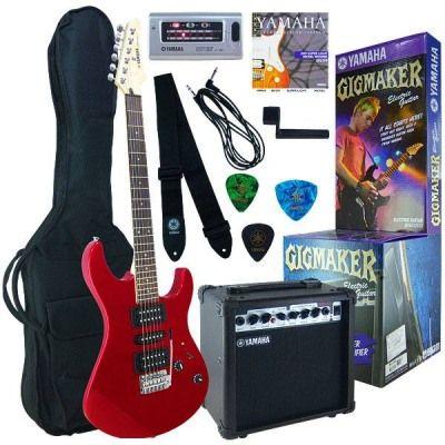 Yamaha гитарный набор ERG121GPIIMR