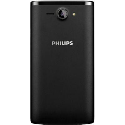 Смартфон Philips S388 Black 8712581724955