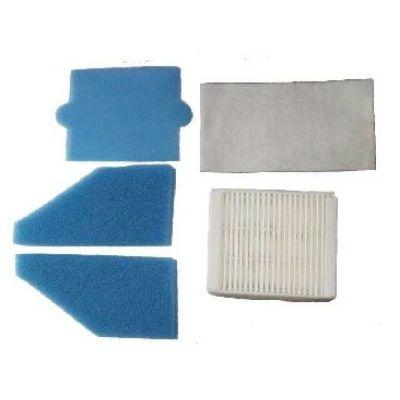 Neolux Набор фильтров HTS-02 для Thomas (HEPA+воздушный+микрофильтр+2 губчатых) оригинал