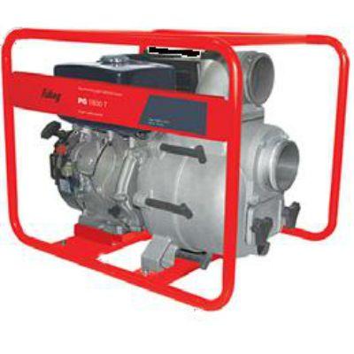 Мотопомпа Fubag бензиновая PG1800T 9.56 кВт, 4-х тактн. АИ-92, сильнозагряз. (25мм), 1800 л/м, 26/8 м, 100/100 мм, бак 6.5 л, 70 кг