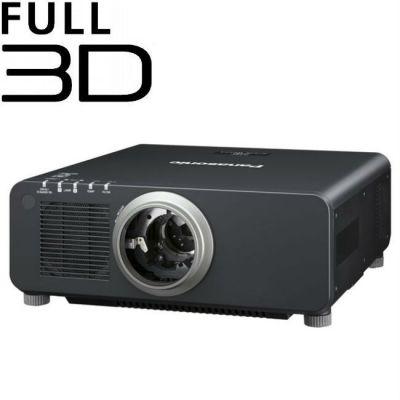 Проектор Panasonic PT-DW830ELK (без линзы)