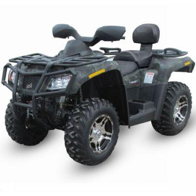 Квадроцикл Wels ATV 800 EFI (зеленый хаки)