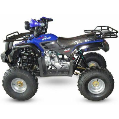 Квадроцикл Wels ATV WELS125 LADOGA (синий)