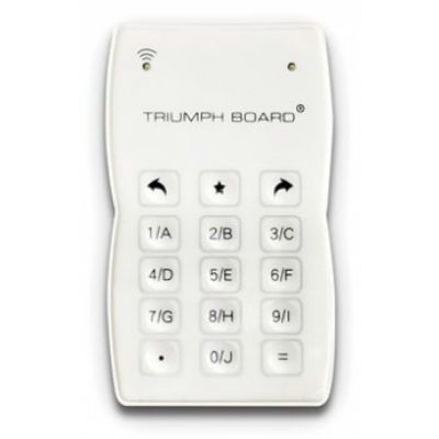 TRIUMPH интерактивная система голосования TB Voting RF450