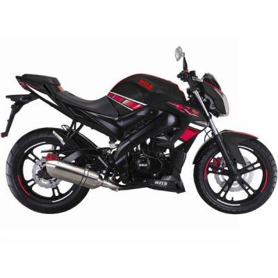 Мотоцикл Wels Ghost 250сс (черный)