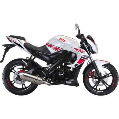 Мотоцикл Wels Ghost 250сс (белый)