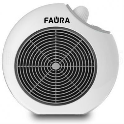 Термовентилятор Neoclima FH-10 FAURA (2000 Вт, белый/серый)