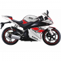 Мотоцикл Wels Impulse 250сс (белый)