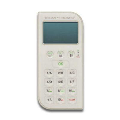 TRIUMPH дополнительный пульт ученика RF Pad500 для систем TB Voting RF500