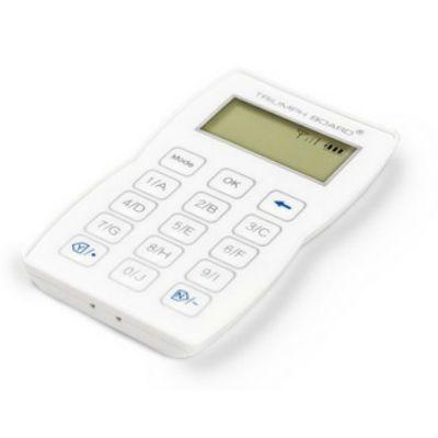 TRIUMPH дополнительный пульт ученика RF Pad550 для систем TB Voting RF550