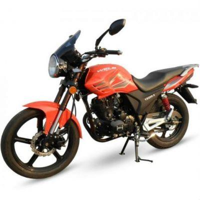 Мотоцикл Wels Gold Classic 200сс (оранжевый)