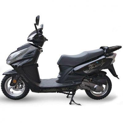Скутер Wels Paladin 150cc (черный)