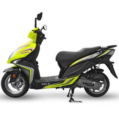 Скутер Wels Storm 150cc (желтый)