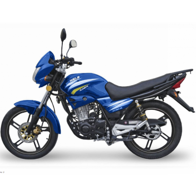 Мотоцикл Wels Planeta 150сс (синий)