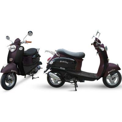 Скутер Wels Beatles (темно-фиолетовый)