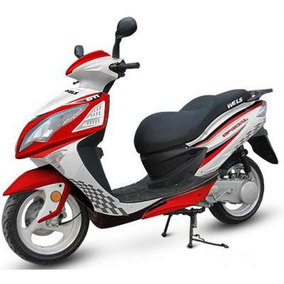Скутер Wels Special 150 (красный)