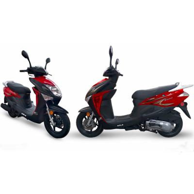 Скутер Wels Boma (красный)