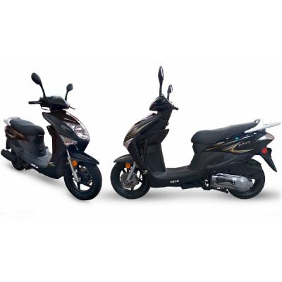 Скутер Wels Boma (черный)