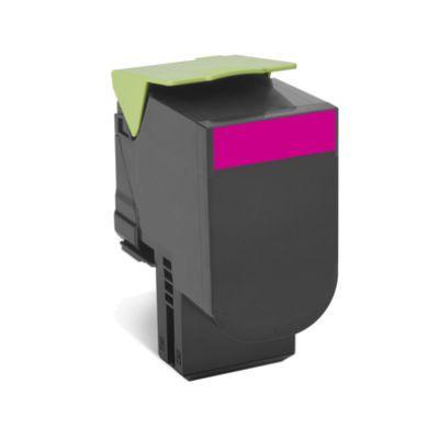 Картридж Lexmark Magenta/Пурпурный (80C8HM0)