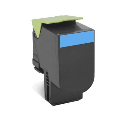 Картридж Lexmark Cyan /Зеленовато - голубой (80C8HC0)